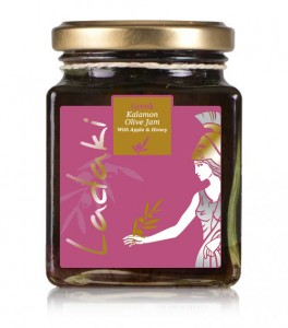 KALAMON OLIVE JAM WTH APPLE & HONEY